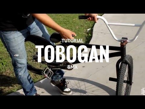 APRENDE Como hacer un Tobogan - BOOM BMX