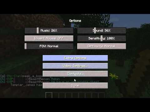 How to cheat on a Minecraft server