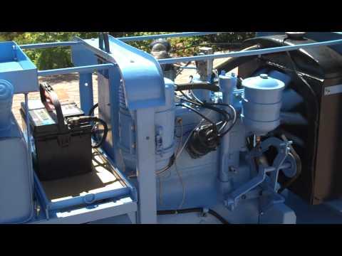 PE-95G Military Generator Restoration
