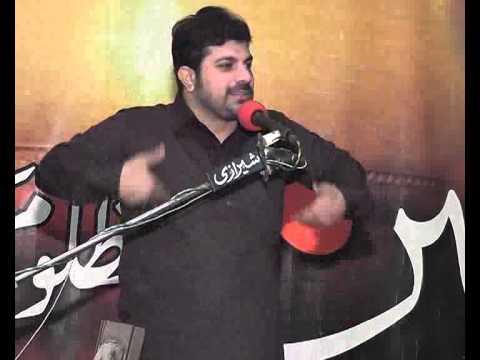 Allama Aasif Alvi Majlis 5 Muharam 2014 Ashra Bhalwal Sargodha video