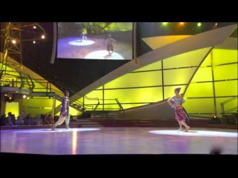 SYTYCD5 - Caitlin & Jason - Bollywood (Jai Ho) [HD]