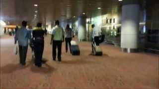 Mumbai Airport new Terminal 2 Arrival