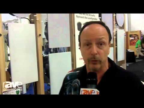 CEDIA 2015: Beale Street Audio Talks PB44 Super Thin Pancake In-Ceiling Speaker