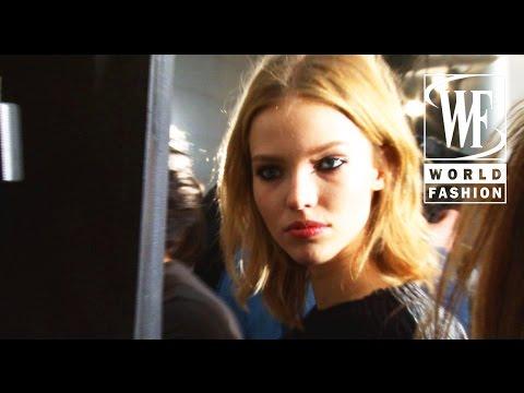 Versace Fall-Winter 15-16 Milan Fashion Week