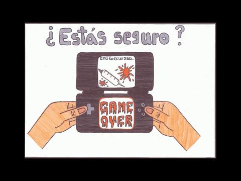 Concurso carteles contra las drogas 2011