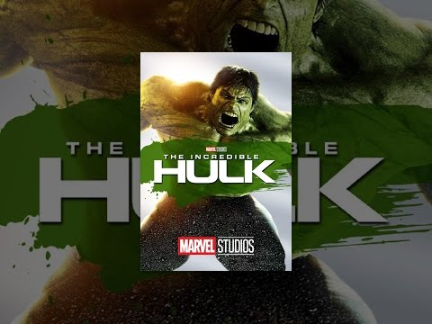 The Incredible Hulk video