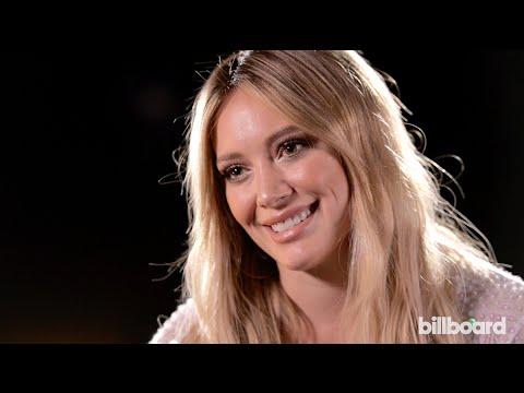 Hilary Duff: Tinder, New Album & Returning To Pop Stardom