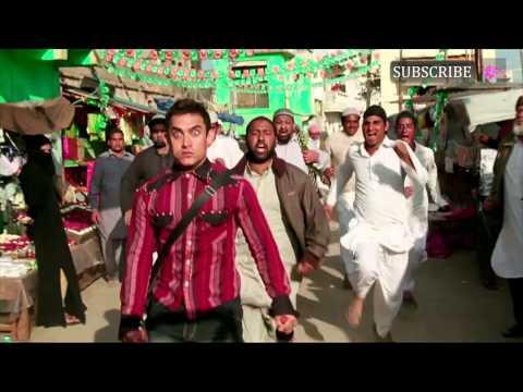 Aamir Khan belongs to earth and is not an alien!
