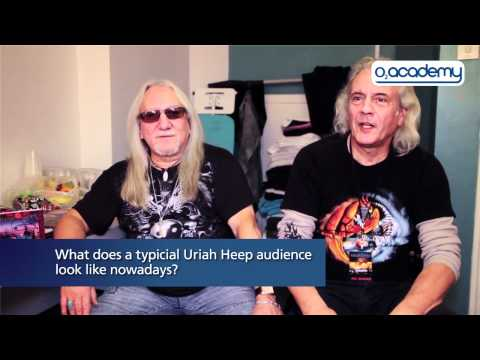 Uriah Heep: Touring, Fans And The Internet