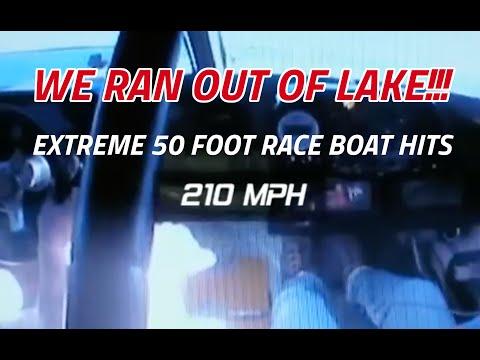 210 mph new turbine Miss Geico Racing