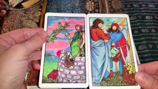 AQUARIUS WEEKLY TAROT READING FEBRUARY 8 - 14, 2016