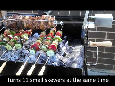 Larger Cypriot Souvla BBQ - BSR1 Music Videos