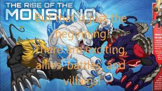 Monsuno News #1