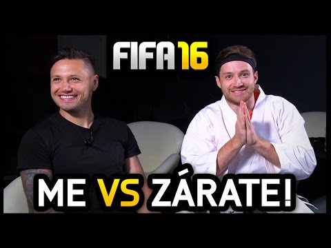 SPENCER VS MAURO ZÀRATE!!! - Fifa 16