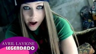 download lagu Avril Lavigne - Sk8er Boi Legendado gratis