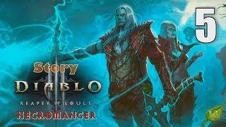 Diablo III: Reaper of Souls [05] Necromancer (Season 13) Let's Play Walkthrough - Part 5