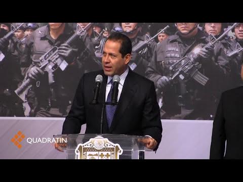 Lanza EdoMex convocatoria para integrar Fuerza Especial de seguridad.en la entidad
