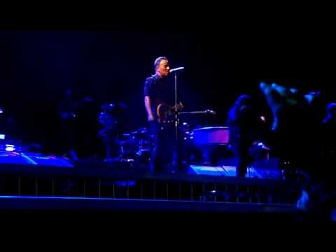 Bruce Springsteen - Racing In The Street (Live in Stockholm 2013-05-04)