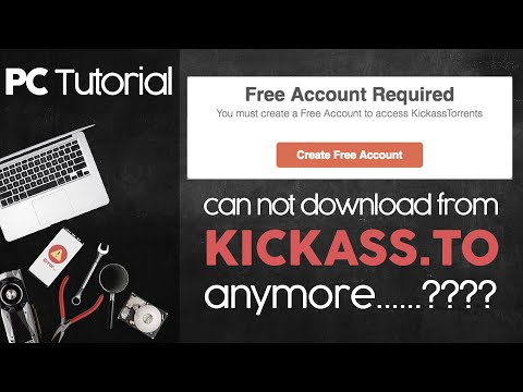 [SOLVED] KICKASS.TO Free Account Required Problem streaming vf