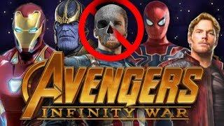 Avengers: Infinity War Trailer Breakdown... WHO WILL DIE?!