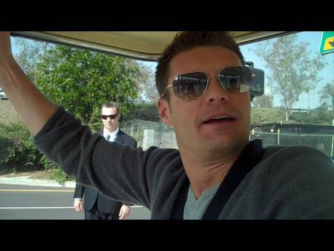 Ryan Seacrest and Giuliana at 2010 Grammys | Behind The Scenes | On Air With Ryan Seacrest
