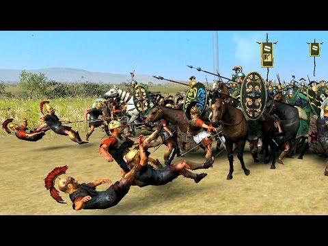 "Total War: Rome II online battle #348 - ""Letter to the Galatians"""
