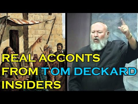 Is Tom Deckard A False Prophet? Listen To These Insiders