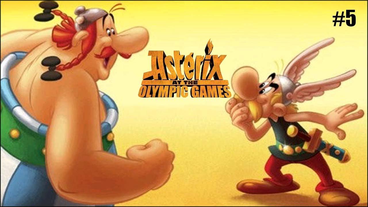 Астерикс и Обеликс на Олимпийских играх 2008HD