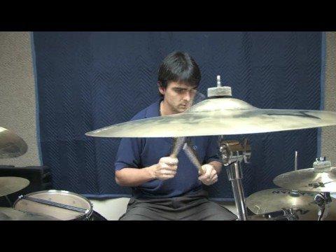 Cómo tocar la batería : La batería en el Rock