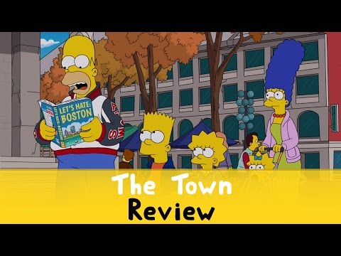 The Simpsons S28 - 'The Town' Review