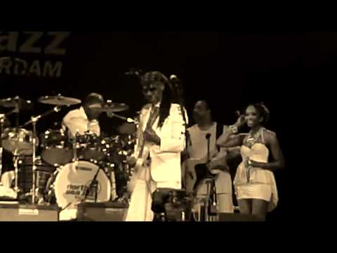 NILE RODGERS&CHIC LIVE AT NORTH SEA JAZZ 2012
