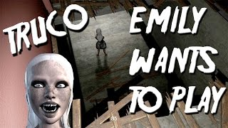 TRUCO para saltar horas | Emily Wants To Play | GLITCH | Todas las horas |