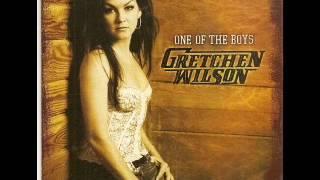Watch Gretchen Wilson It Aint Easy video