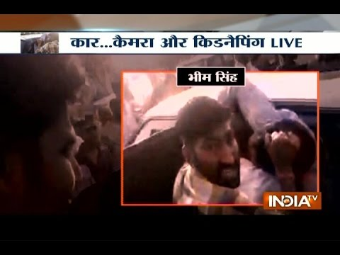 Caught On Camera: Man kidnapped in broad daylight from Greater Noida, found dead