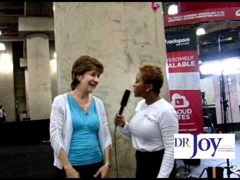 Dr. Joy of Princeton Community Television interviews Luisa Frey of Teen Travel Talk Blog