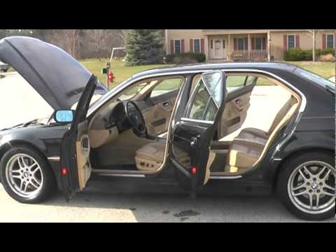 1997 BMW 740il 126k Miles 4 Sale Ebay Craigslist Outside-Inside Detail Tour2