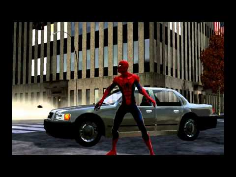 Spider-Man W.o.S. Amazing Spidey 2012 TexMod Skin + Download Link
