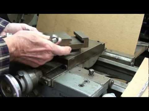 MACHINE SHOP TIPS #63 Clausing Lathe Gibs Pt 1 tubalcain