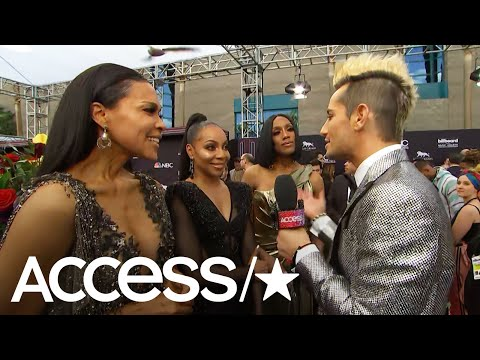 En Vogue Reveals They Are Huge BTS Fans At The 2018 Billboard Music Awards | Access