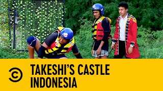 """Over The Fish Blimp And Into The Water"" 