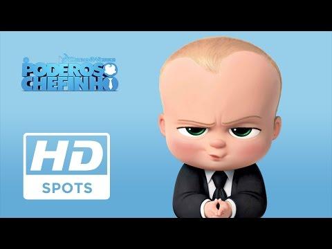 O Poderoso Chefinho | Spot Oficial | Dublado HD | Hoje nos cinemas