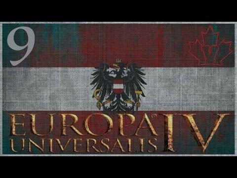 Europa Universalis IV Multiplayer Great Powers: Austria #9