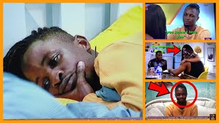 BBNaija 2020 : Laycon Cries on Live TV After Erica Rejects Him For Kiddwaya