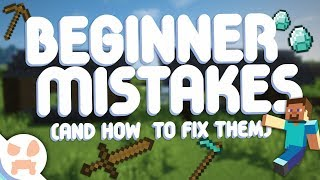 FIVE Beginner Mistakes and HOW TO FIX THEM!