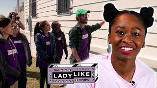 We Volunteered in the Lower Ninth Ward • Ladylike