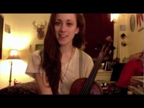 hey I'm Jo ~learn to Sing and Play Violin at the Same Time