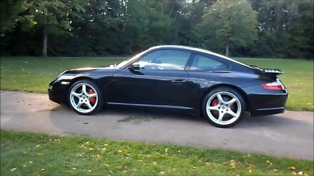 2005 05 Plate Porsche 911 997 Carrera S C2s