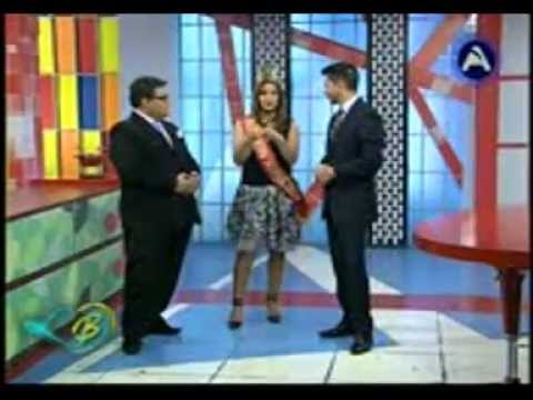 Levántate Bolivia con Martín Sotomayor y Priscilla Quiroga pagan su apuesta