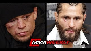 "Jorge Masvidal: Nate Diaz is a Dog ""You literally got to Kill that Dude"" (UFC 244 Post)"