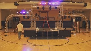 Cedar Cliff High School Mini THON 2014 DJ Gig Log: PART 1